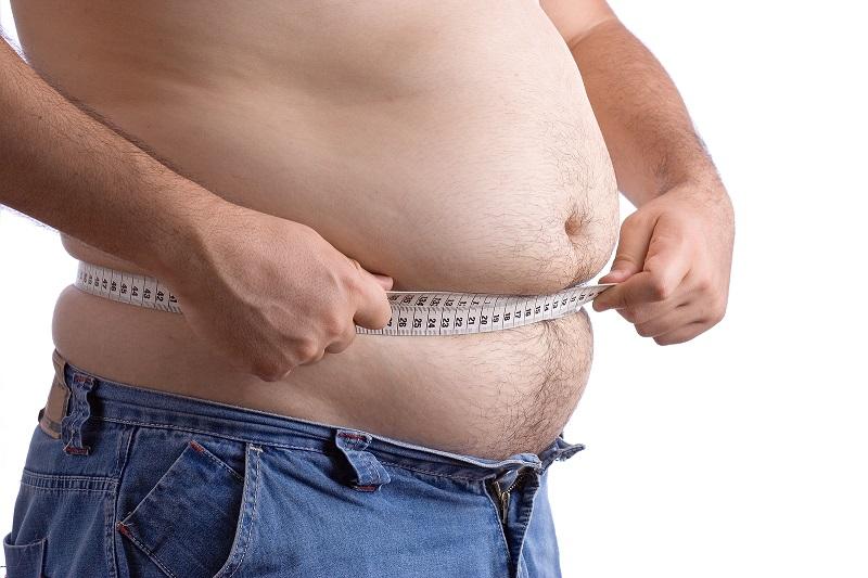 nam giới béo bụng gần như không thể mặc áo sơ mi